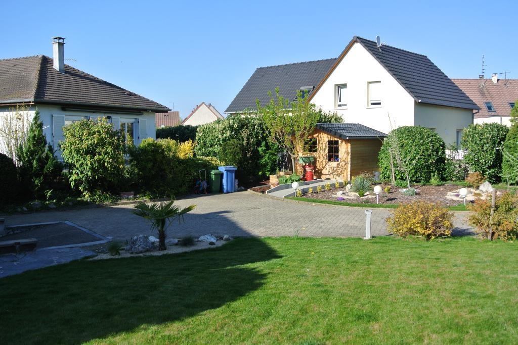 Marvellous plain pied kingersheim images best image for Constructeur maison wittenheim